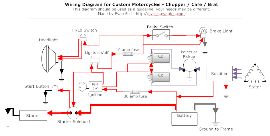 1979 Xs1100 Wiring Diagram Free Picture Schematic ... on