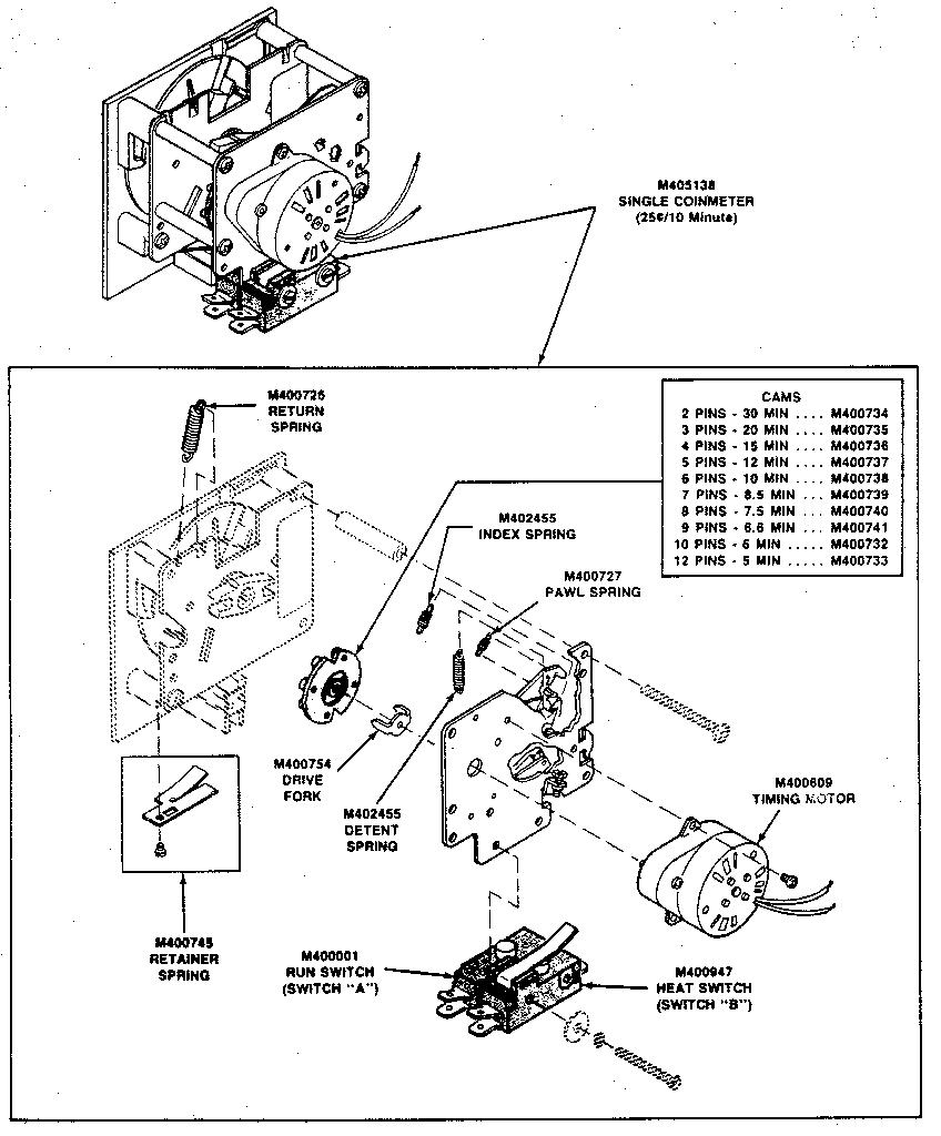 30xg Dryer Wiring Diagram