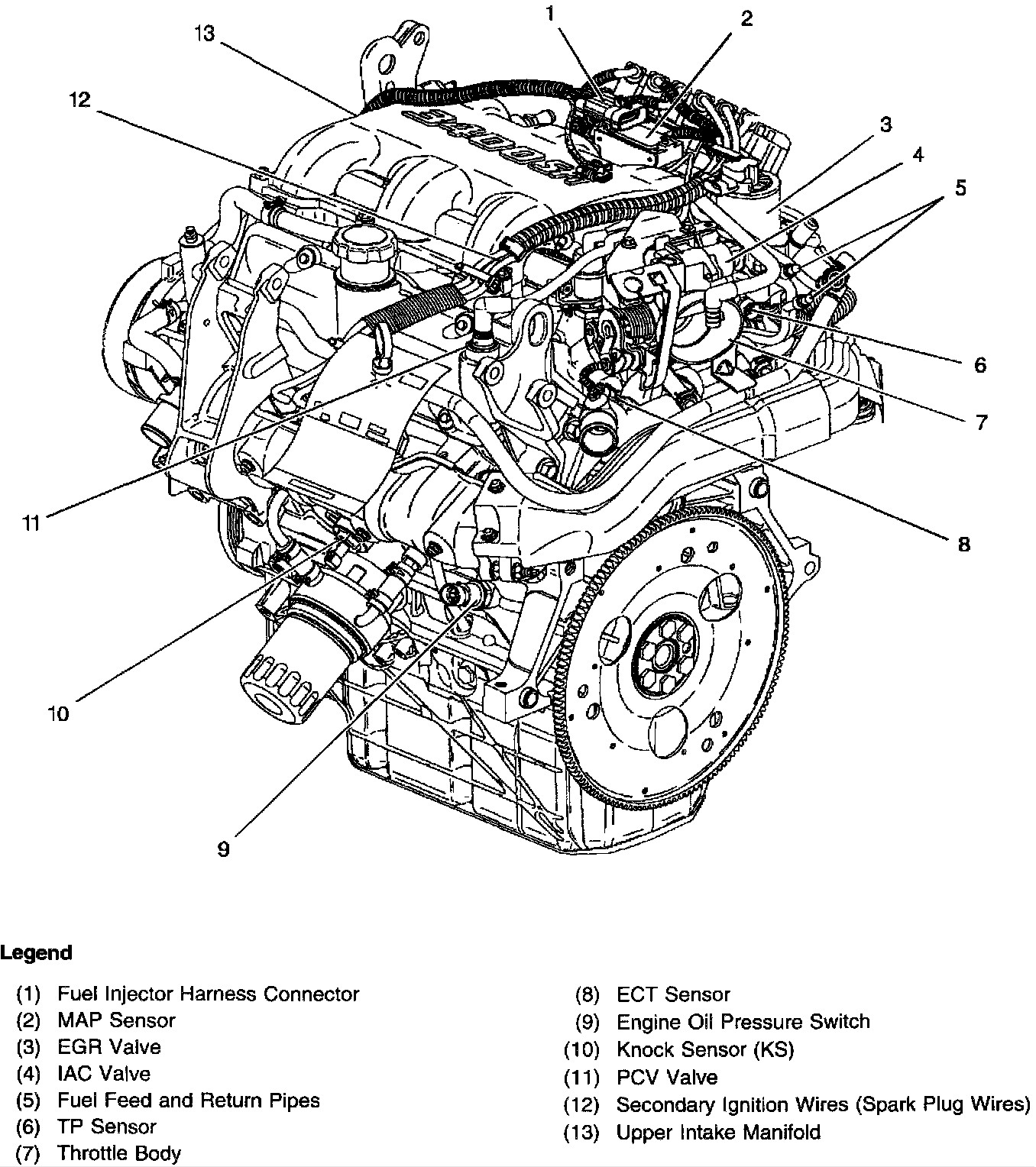 3 1l V6 Engine Diagram