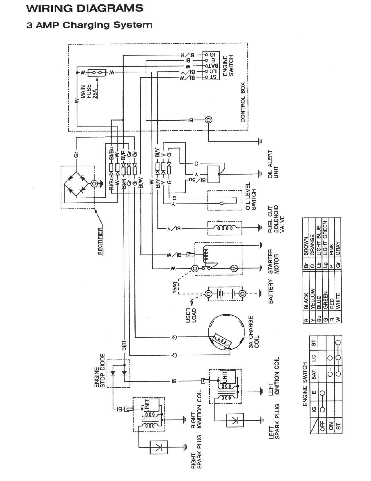 Briggs And Stratton Ignition Switch Wiring Diagram from schematron.org