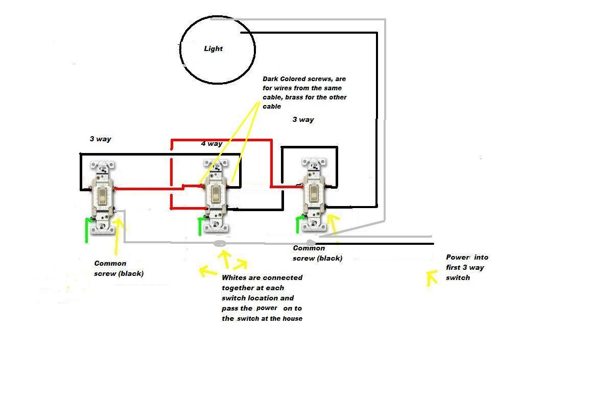 4 Pin Unnded Fog Light Switch Wiring Diagram  Pin Way Switch Wiring Diagram on switch connection diagram, single pole light switch diagram, four-way switch diagram, 2-way light switch diagram,