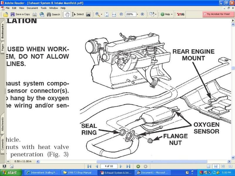 4 Wire O2 Sensor Wiring Diagram Downstream Dodge Stratus 2002  Wire O Diagram on