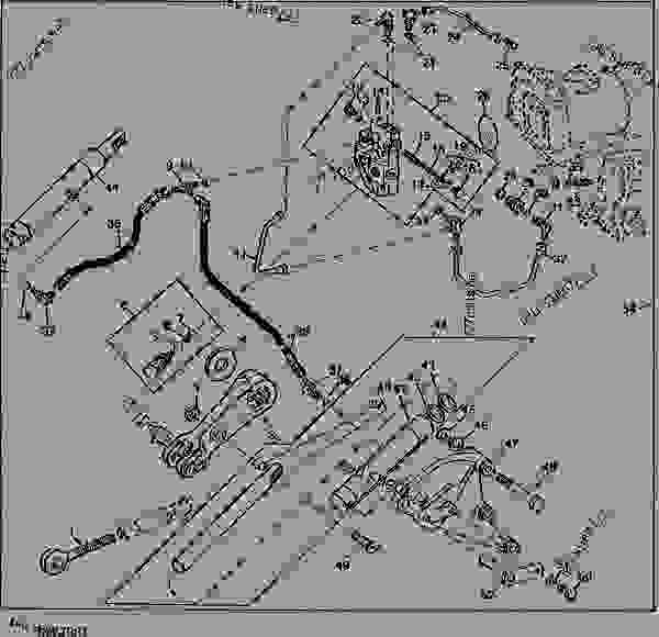 4430 John Deere Wiring Diagram Jd Wiring Diagram Schematic on
