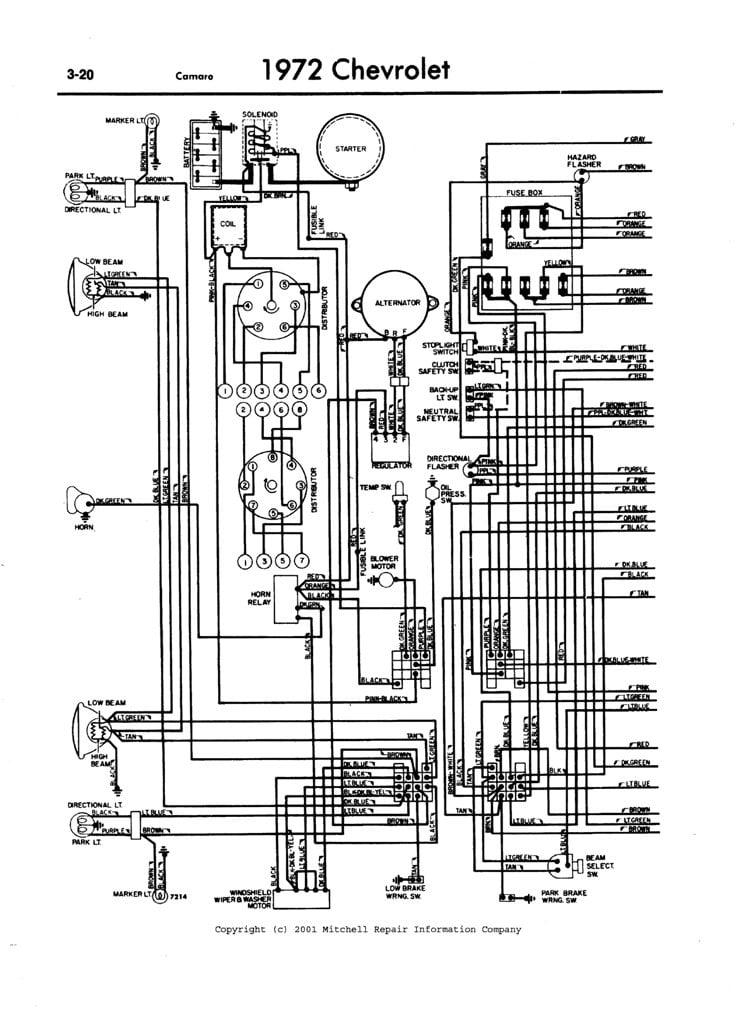 450sl Ignition System Wiring Diagram