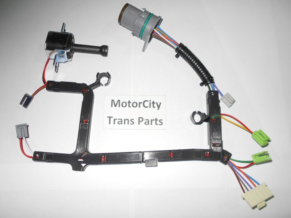 4l60e To 700r4 Wiring