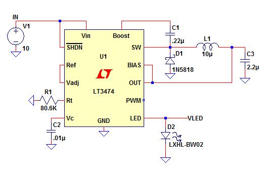 50w Led Driver Circuit Diagram