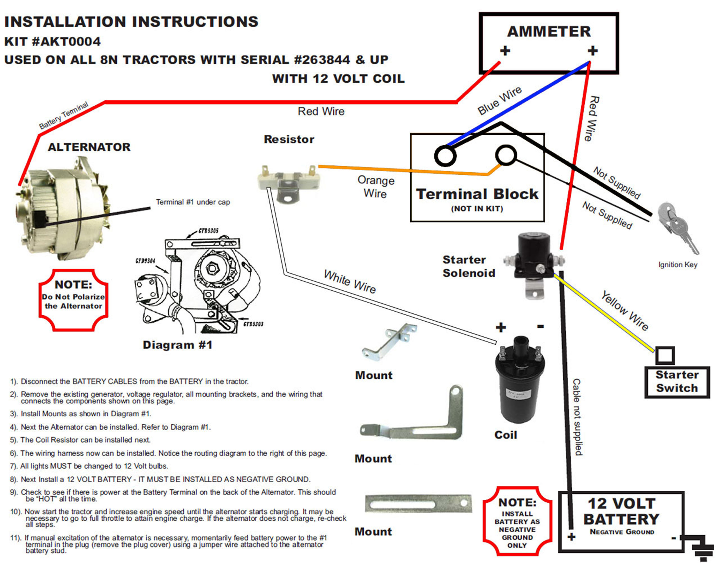52 Ford 8n 12 Volt Conversion Wiring Diagram Help With A Jmor Wiring Diagram For Jubilee on