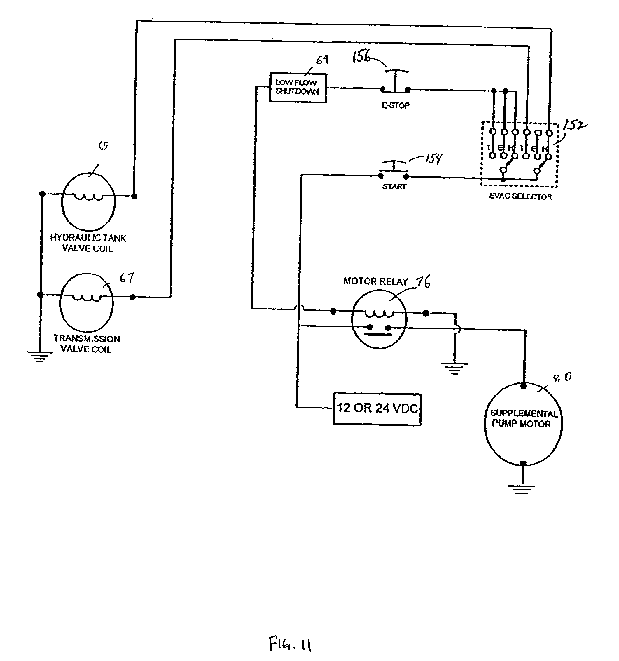 552 Flasher Wiring Diagram
