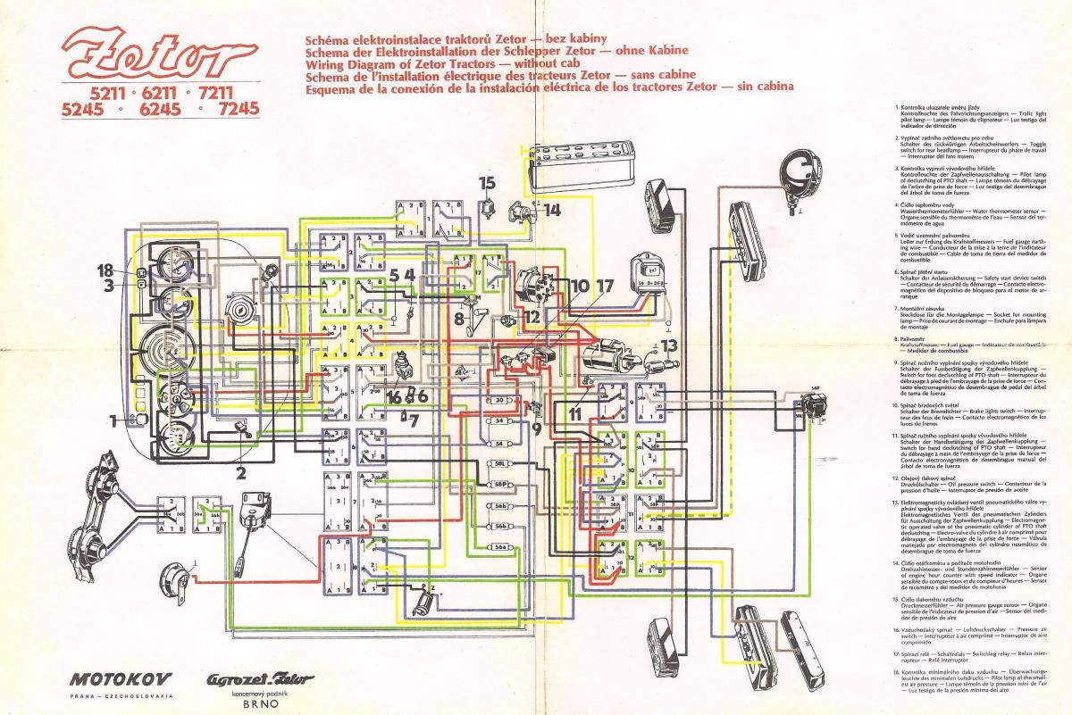 5640 Powerstar Sl Wiring Diagram
