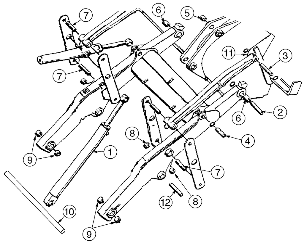580k Case Backhoe Wiring Diagram