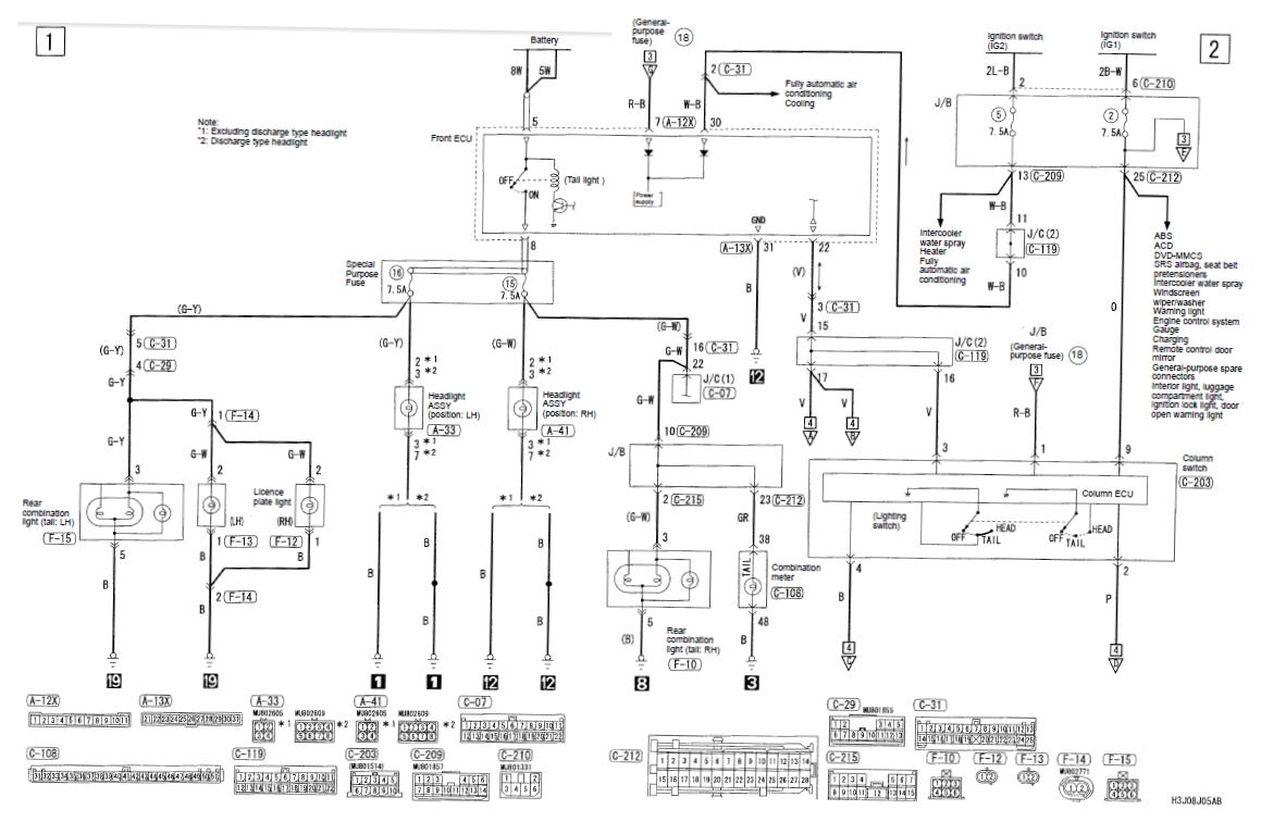 5g Mirage Wiring Diagram