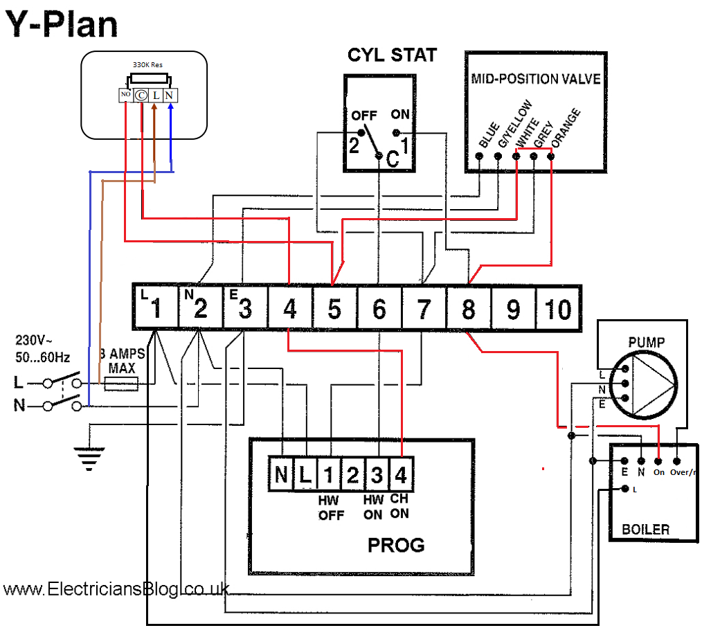 6 Lead Stepper Motor Wiring Diagram