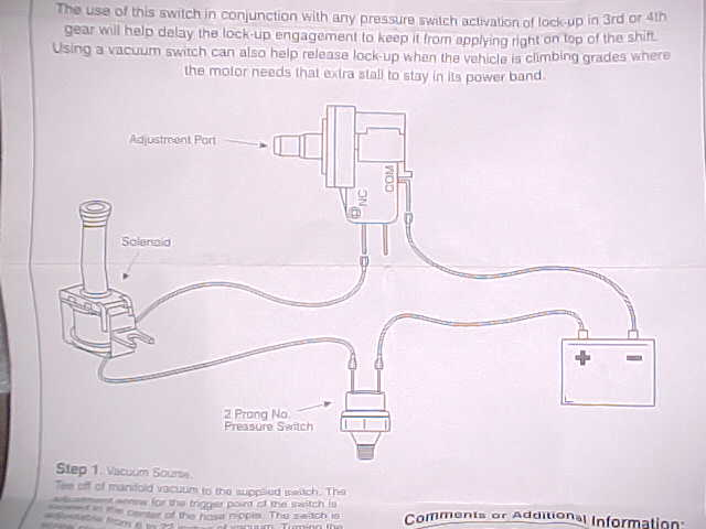 R Lockup Wiring Harness For on 700r4 pressure switch, lock up converter wiring, 700r4 transmission, 700r4 schematic, 4l60 trans wiring, 700r4 side cover, 700r4 problems, tcc vacuum switch wiring, 700r transmission wiring, 700r4 vacuum switch, 700r4 electrical connections, 700r4 trans, 700r4 shift linkage, 700r4 reverse light switch,
