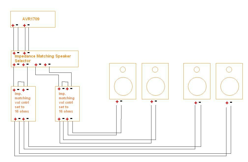 70v Volume Control Wiring Diagram