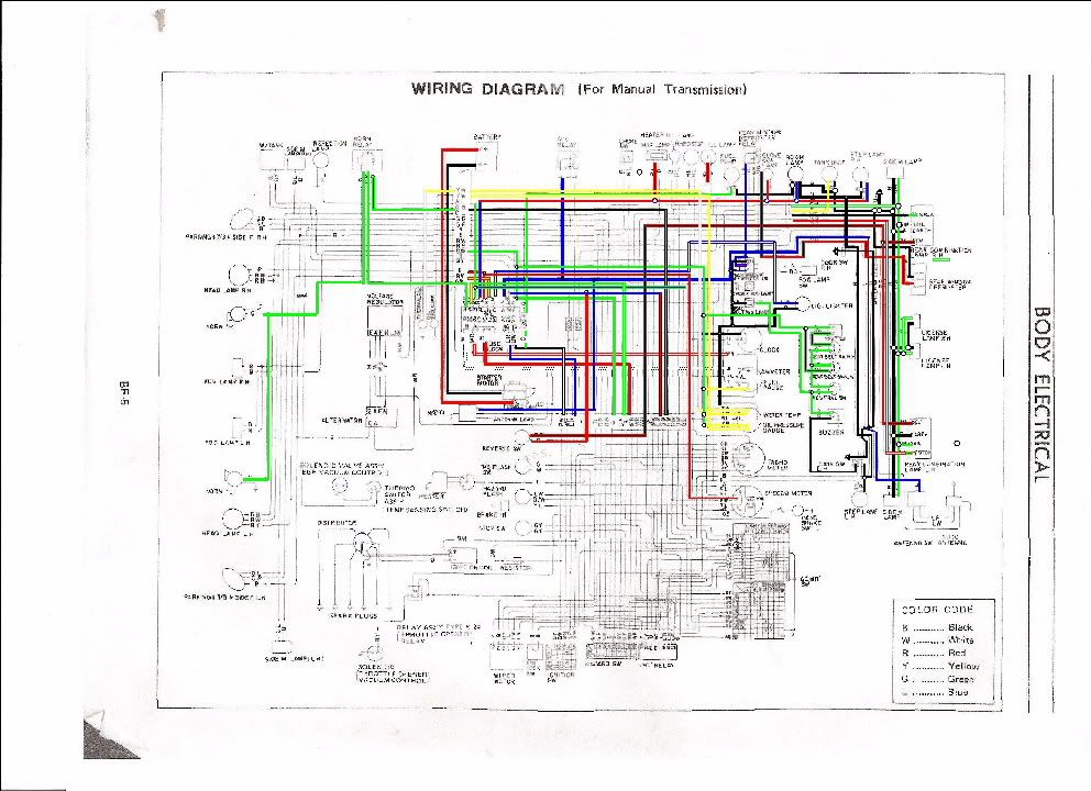 73 240z Pertronix Ignition Wiring Diagram Datsun Z Wiring Harness on