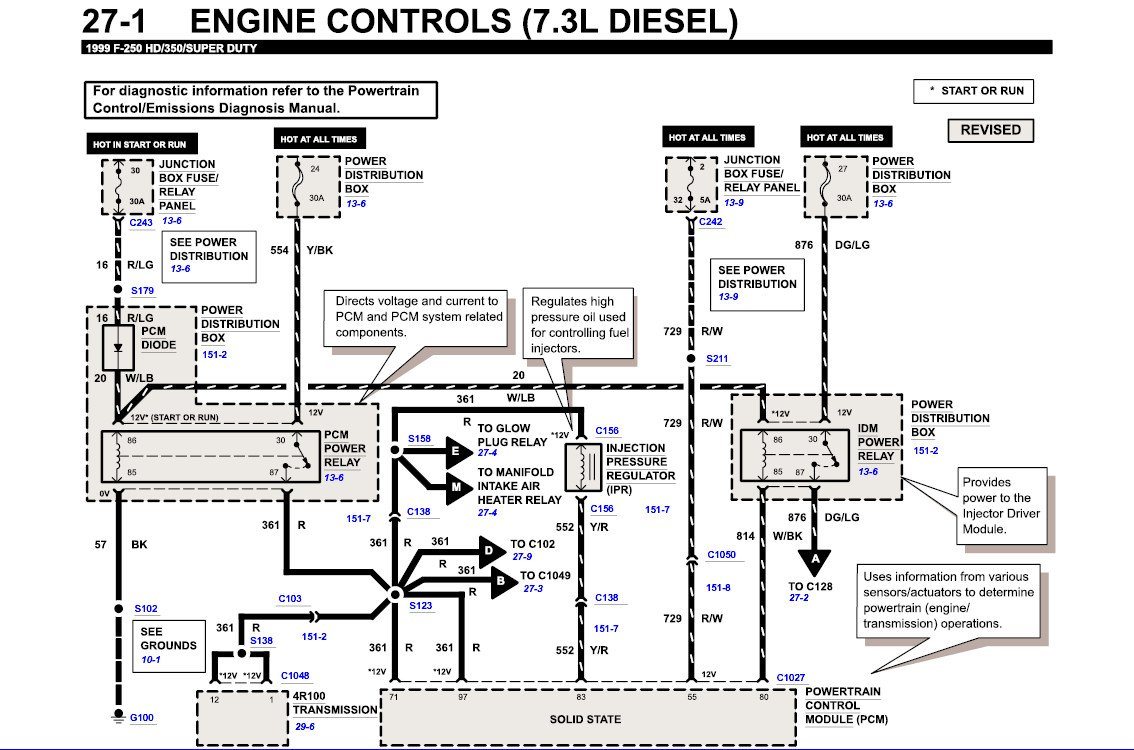 73-powerstroke-glow-plug-relay-wiring-diagram-4  F Glow Plug Wiring Diagram on
