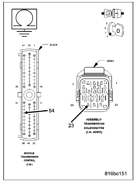 7 3l 42 Pin Connector Wiring Diagram
