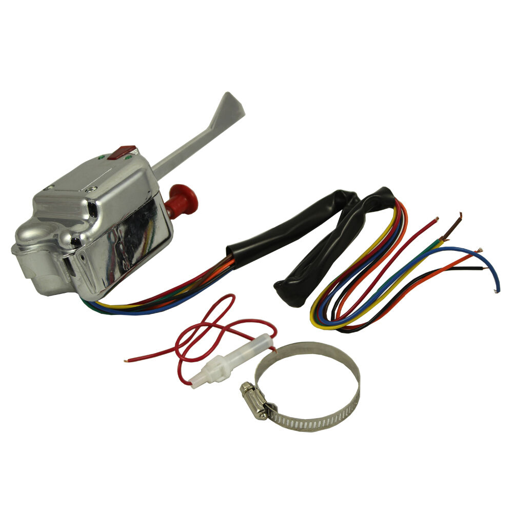 920 Universal Blinker Switch With Horn Wiring Diagram
