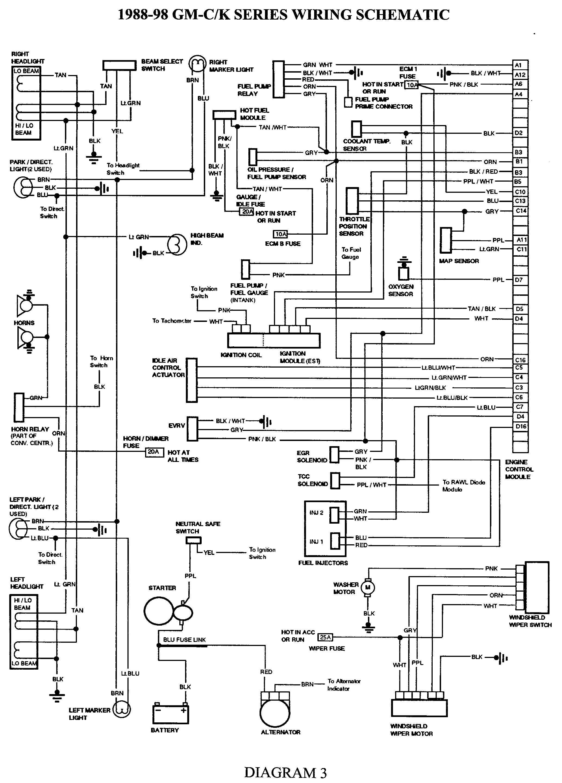 94 S10 Egr Valve Wiring Diagram