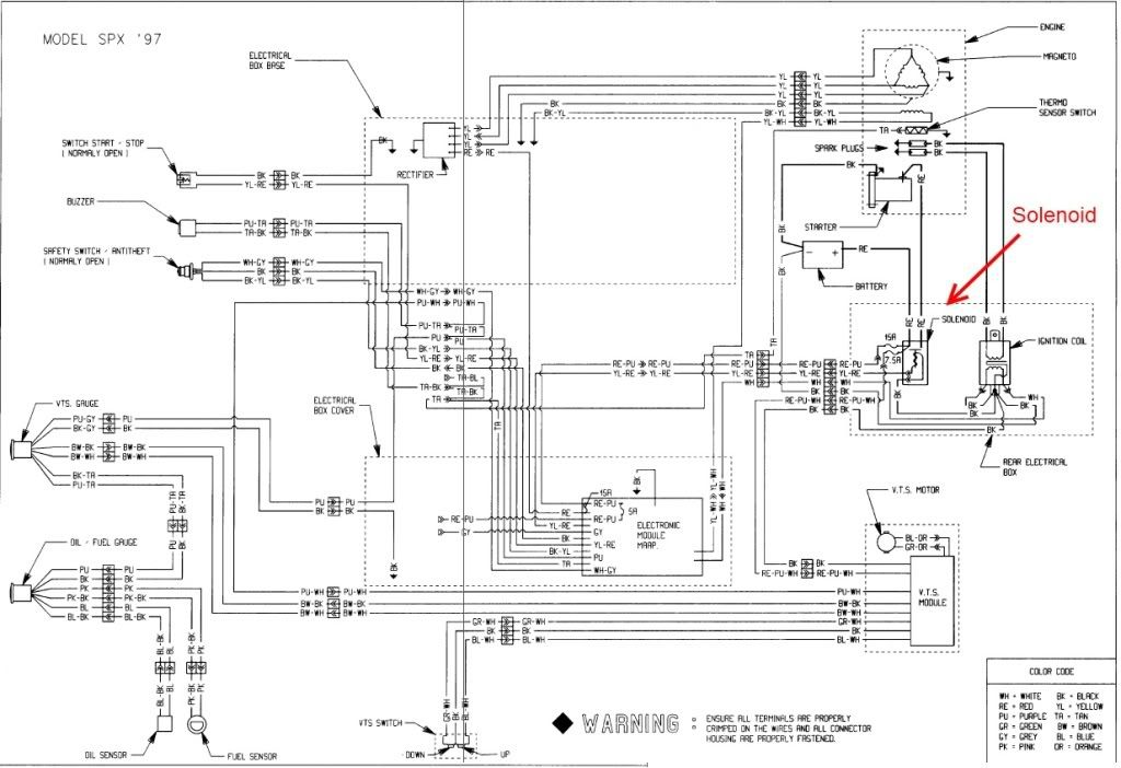 96 Seadoo Xp Wiring Diagram