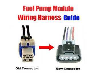 98 Isuzu Rodeo 3.2l New Fuel Pump Connector Wiring Diagram ...
