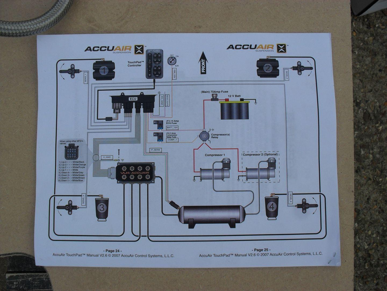 Accuair Vu4 Wiring Diagram