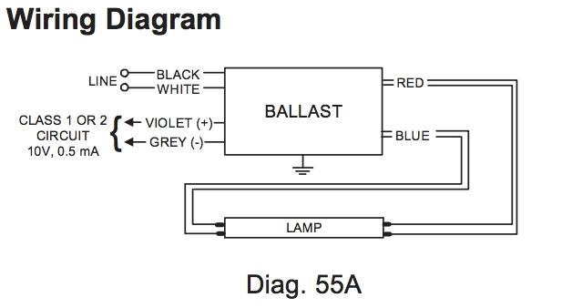 Workhorse 7 Ballast Wiring Diagram