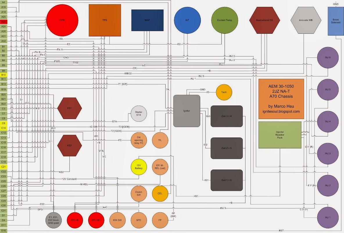 Aem 35 8460 Wiring Diagram