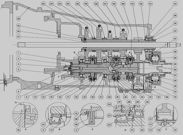 Airsoft Gearbox Diagram