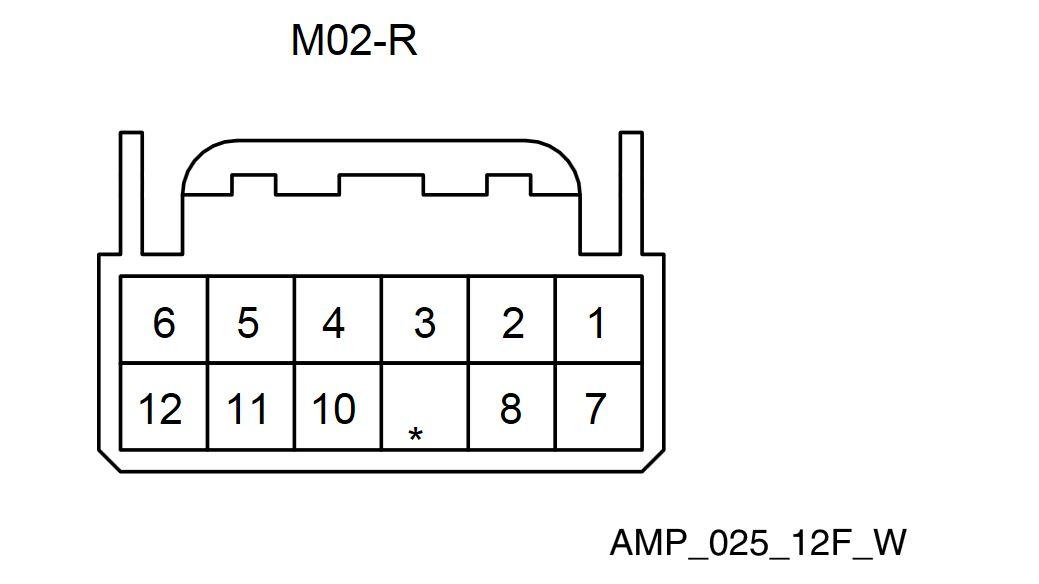 Al206976 Steering Sensor Wiring Diagram