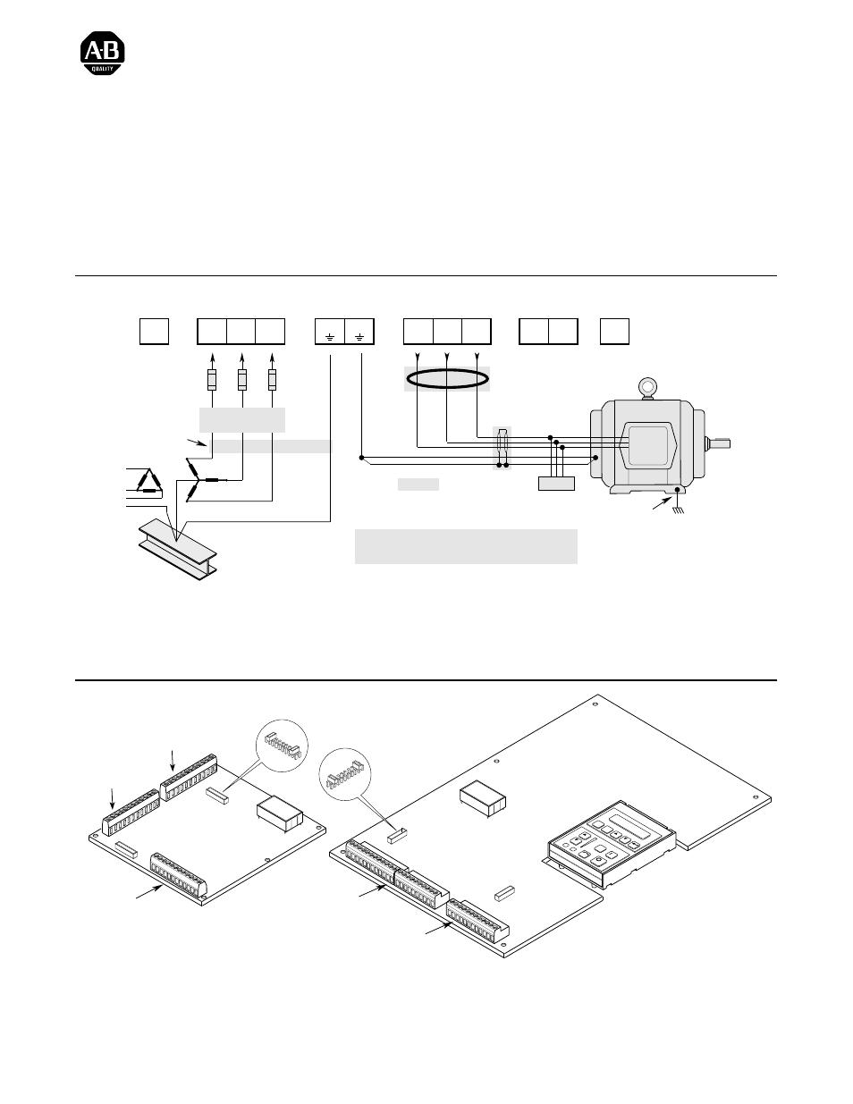 Allen Bradley 1336 Wiring Diagram