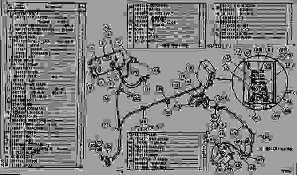 Allis Chalmers 710 Wiring Diagram