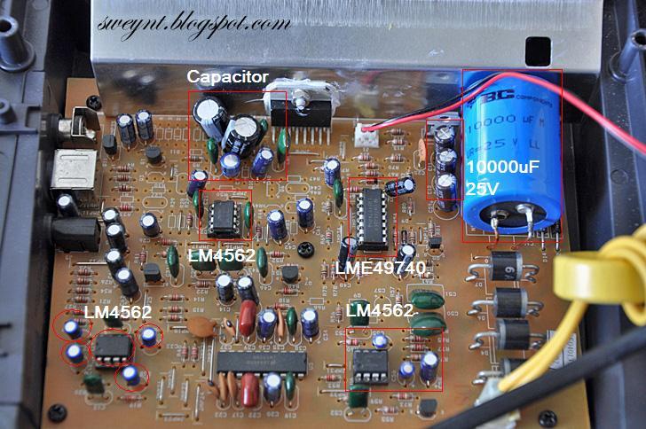 Altec Lansing Atp3 Wiring Diagram