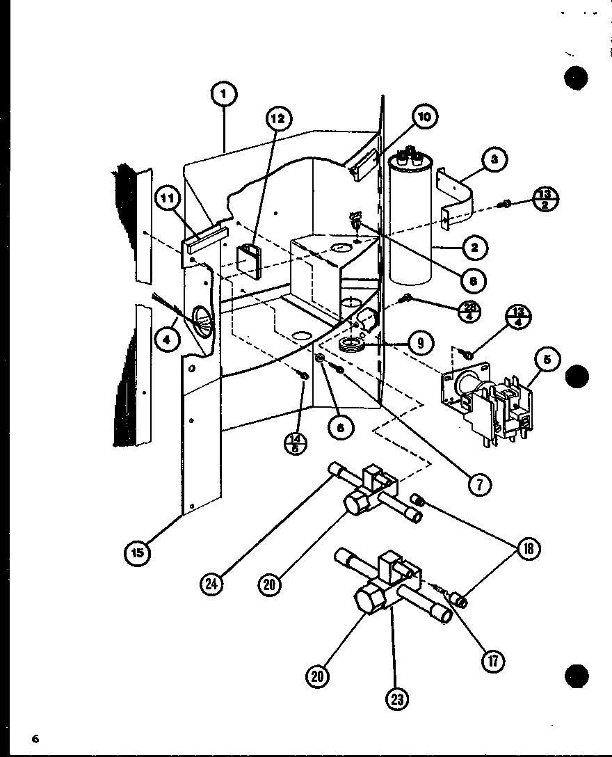 amana ac unit model pcc48c02e wiring diagram Diagram Goodman Wiring Furnace Ae6020