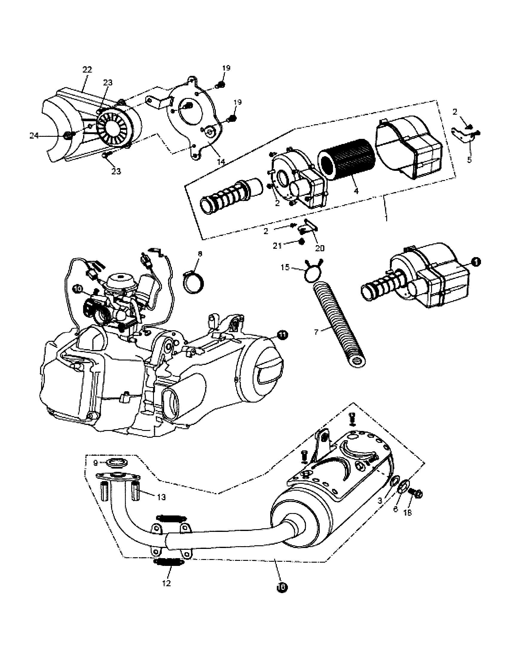 American Sportworks Wiring Diagram Bulldog 700