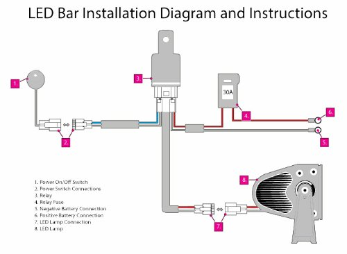 Anzo Light Bar Wiring Diagram