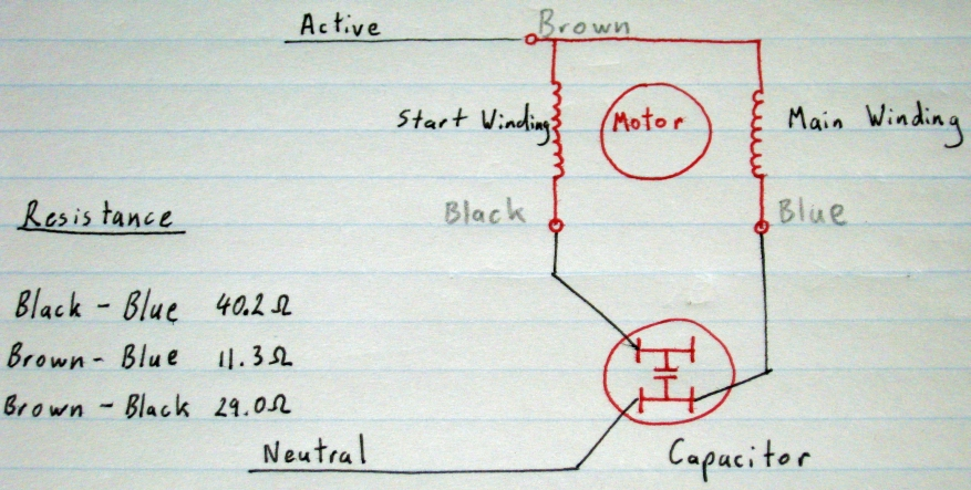 Ao Smith Start Capacitor Wiring Diagram Pics For115 on