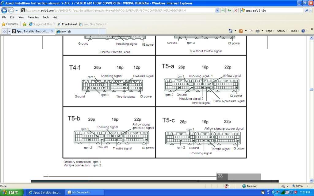 Apexi Safc 2 Wiring Diagram
