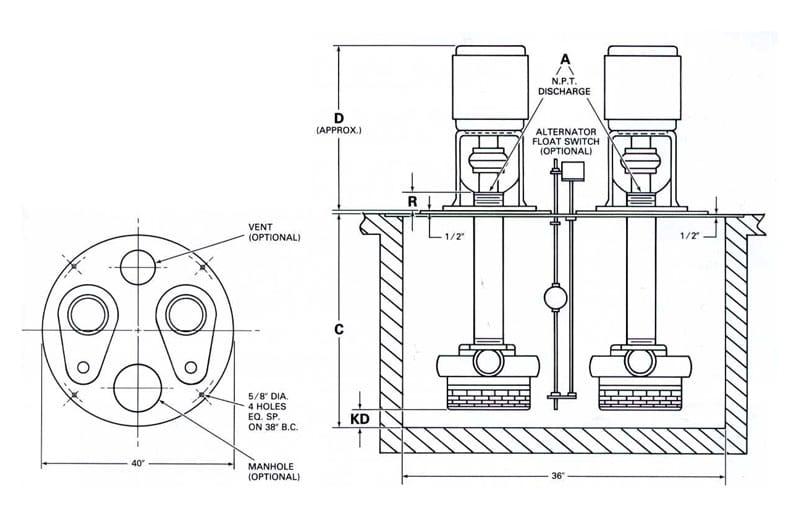 aspen pump 83939 120v wiring diagram