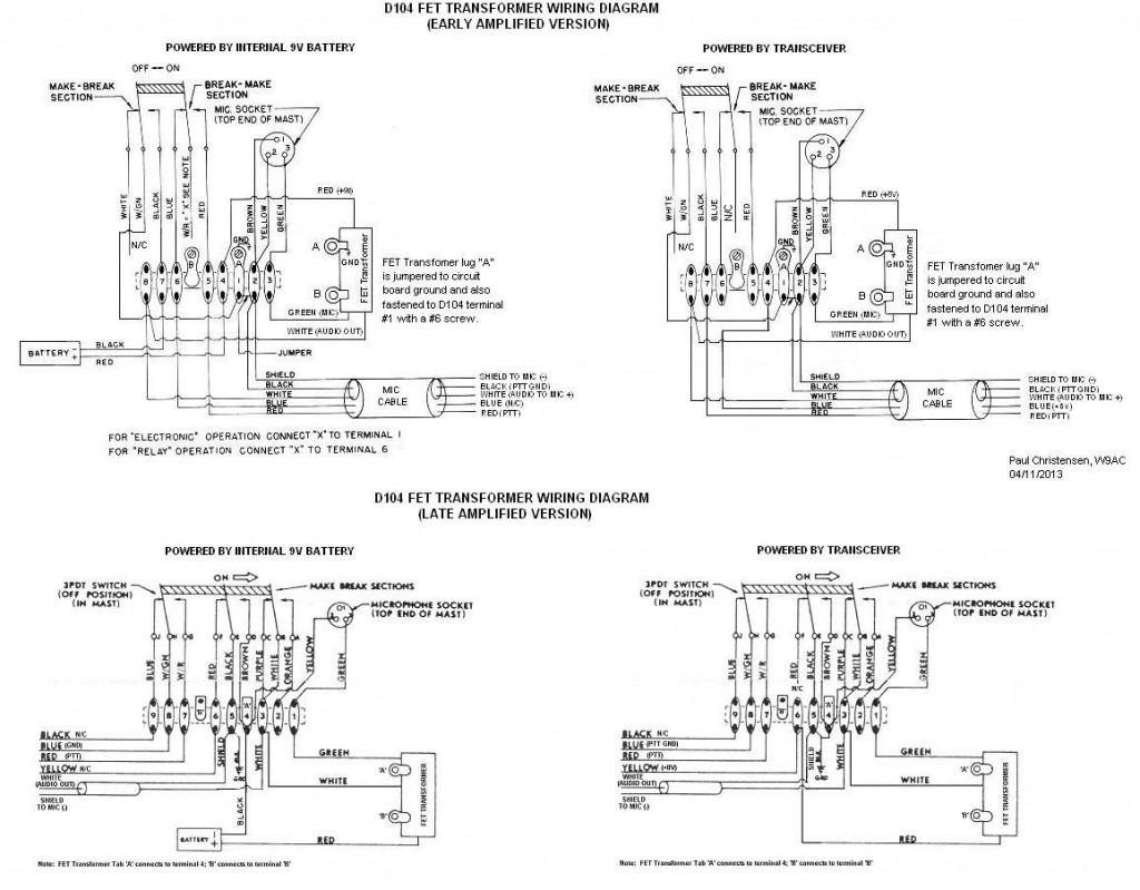Astatic Golden Eagle Wiring Diagram on