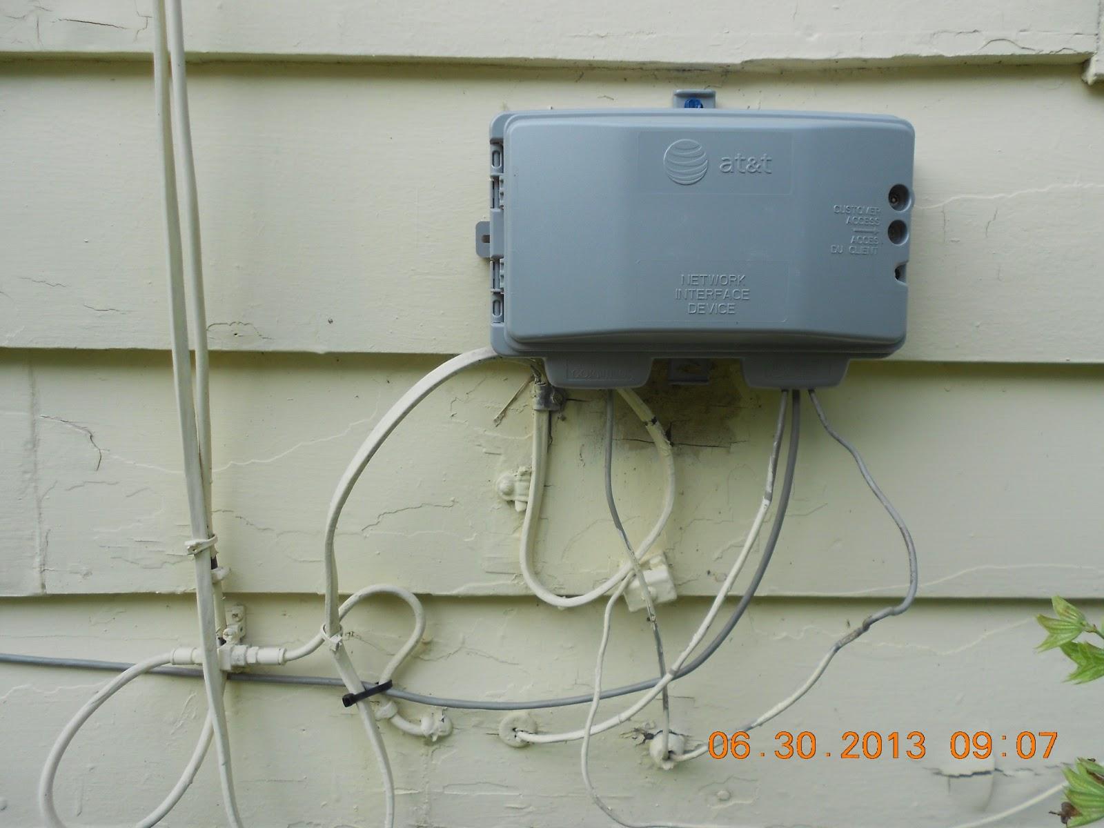At U0026t Dsl Wiring Diagram