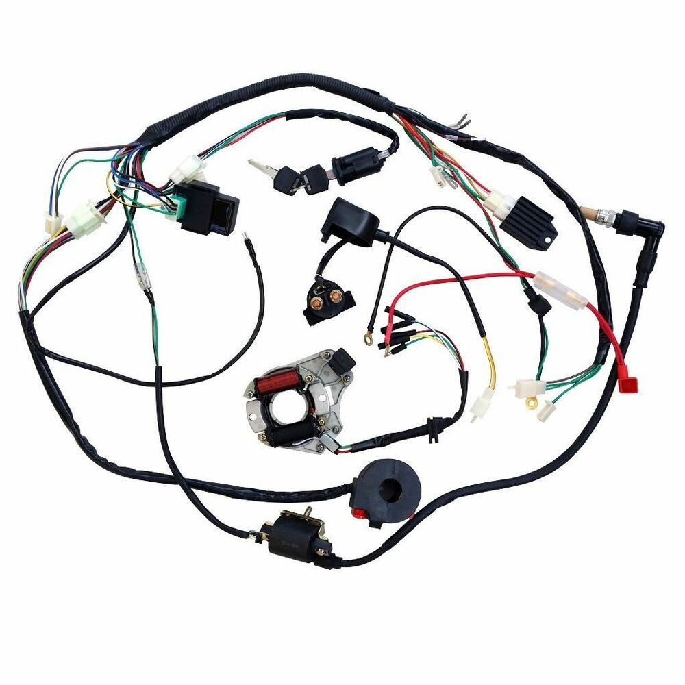 12v Coil Atv Solenoid To Starter Wiring Diagram Get Free Image About