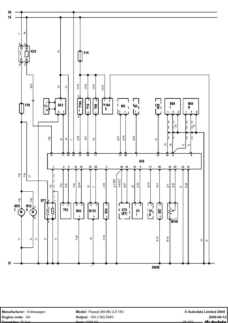 Autodata Wiring Diagram