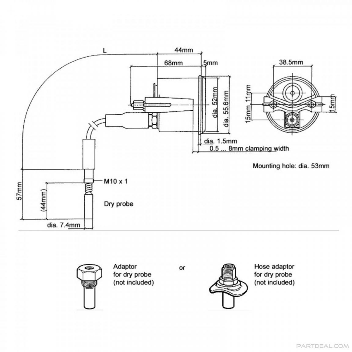 Autometer Oil Pressure Sensor Wiring Diagram 4590