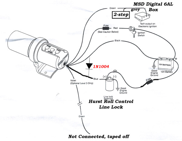Autometer Phantom Tach Wiring Diagram