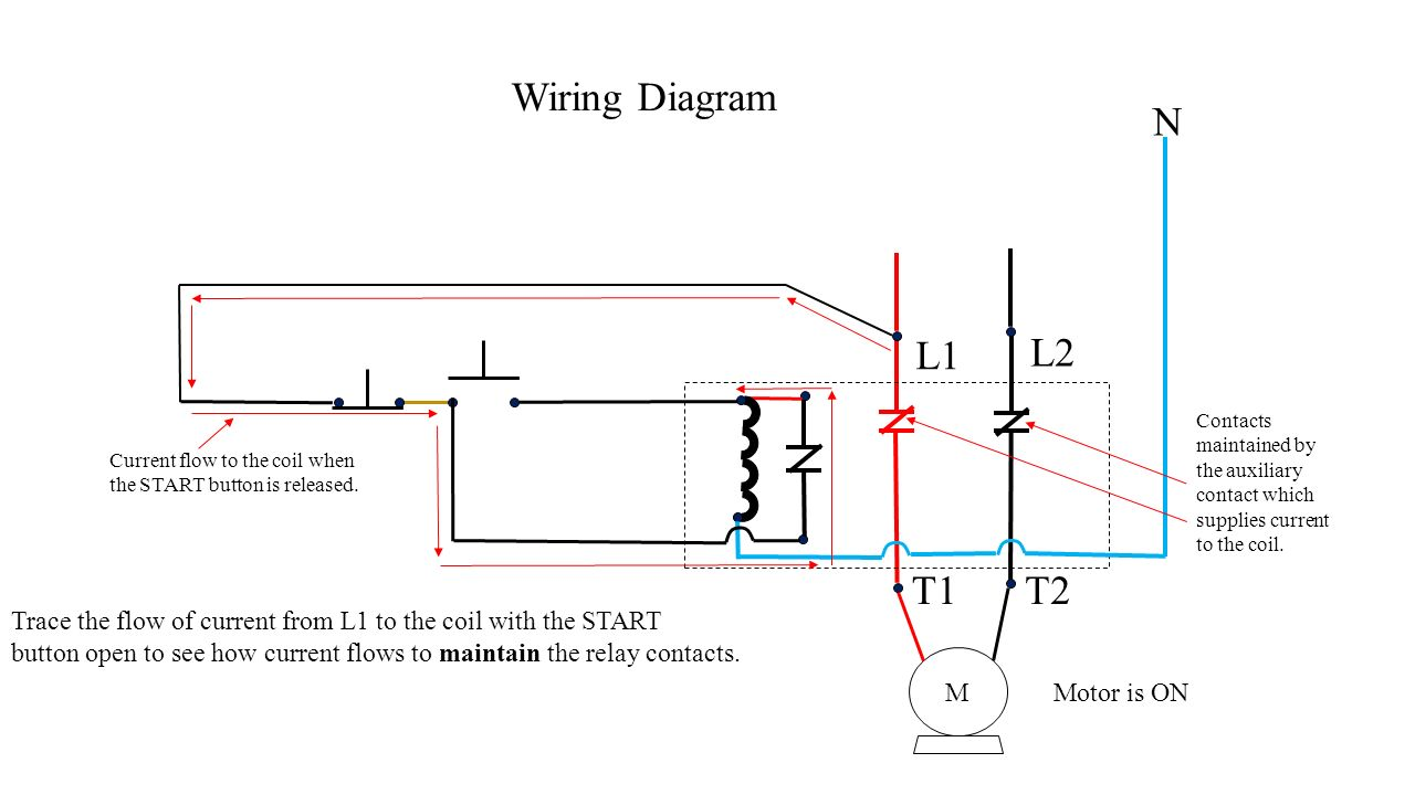Auxiliary Contact Wiring Diagram Rockwell
