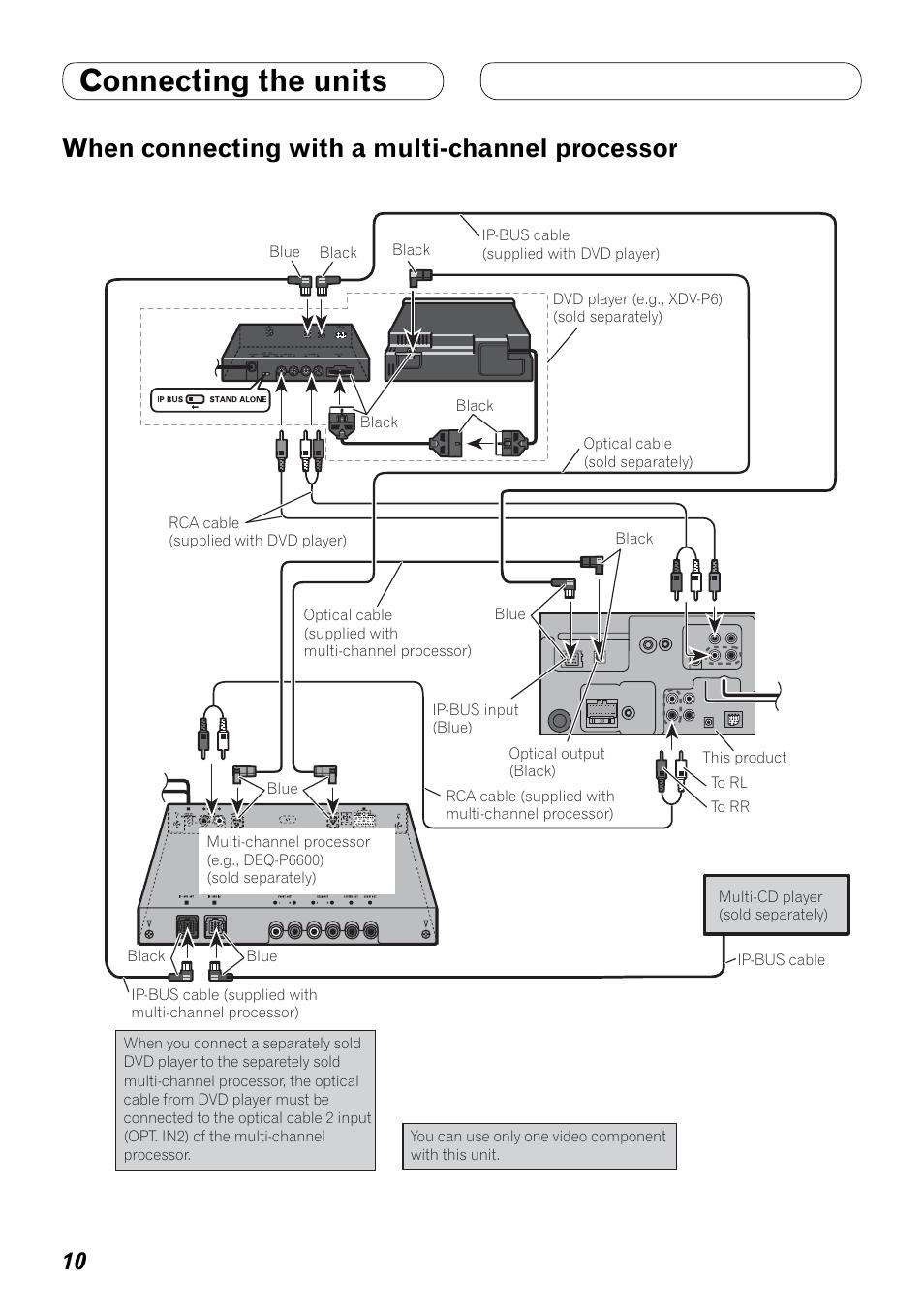 Avh X4800bs Wiring Diagram