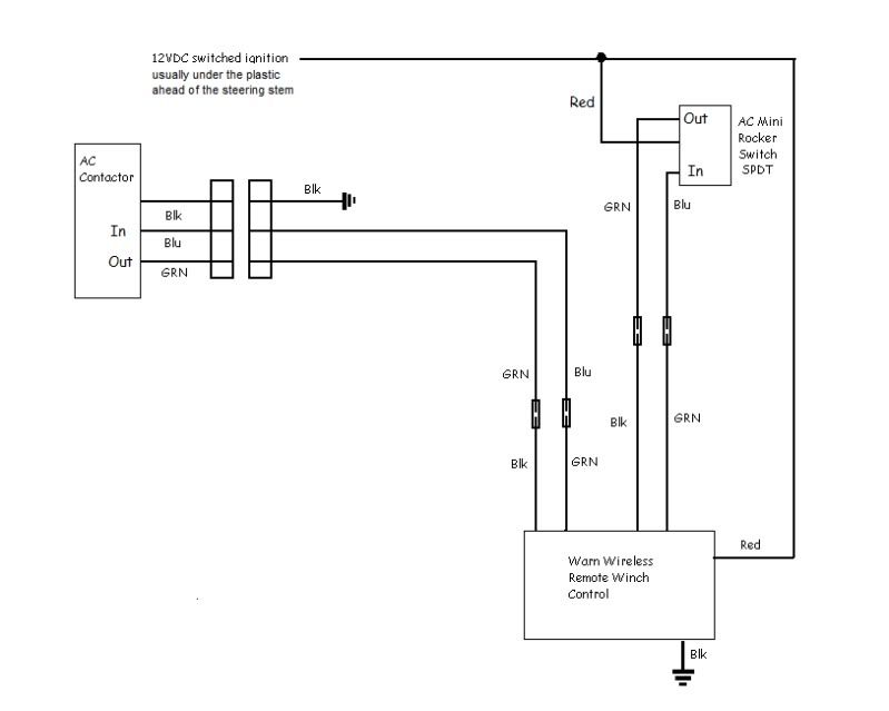 Warn Winch Remote Wiring Diagram from schematron.org