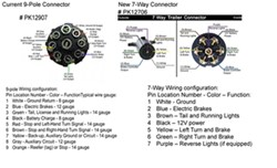 Bargman 7-way Plug Wiring Diagram on bargman rv plug wiring, bargman cord wiring diagram, bargman trailer lights, 7 wire connector wiring diagram,