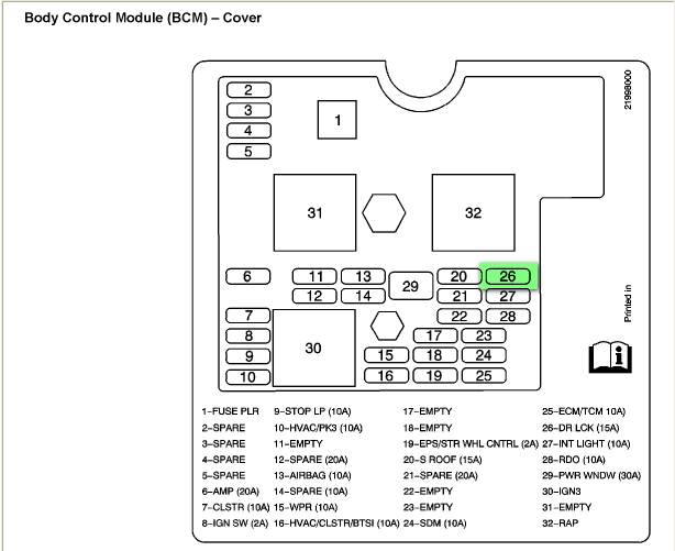 Bcm Chevy Cobalt Location Wiring Diagram on